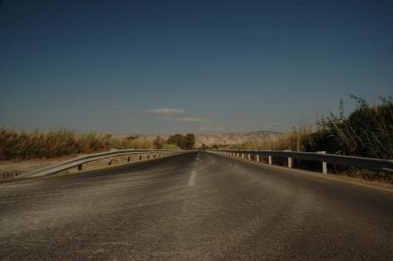 Along Jordan's Border